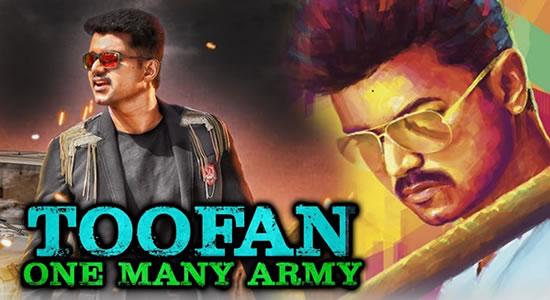 Toofan - One Man Army