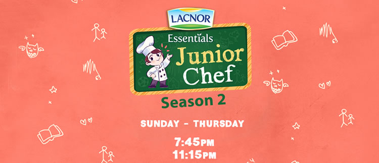 Junior Chef Season 2