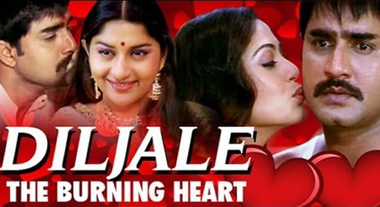 Diljale- The Burning Heart