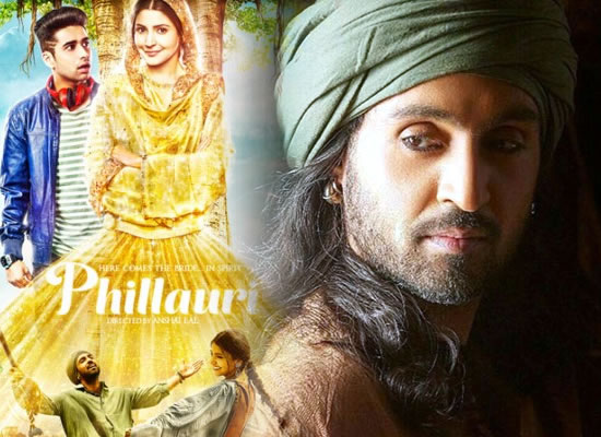 Diljit Dosanjh On Starstop For Film Phillauri!