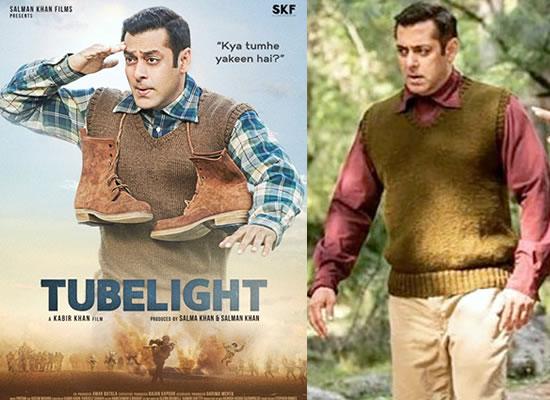 Salman Khan On Starstop For Film Tubelight!