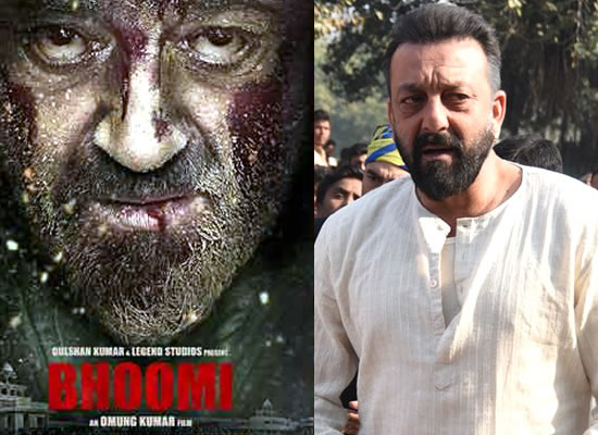Sanjay Dutt On Starstop For Film Bhoomi!