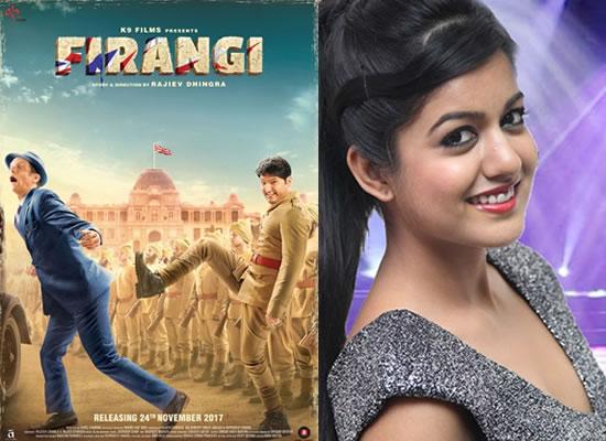 Ishita Dutta On Starstop For Film Firangi!
