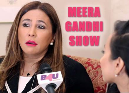 THE MEERA GANDHI SHOW