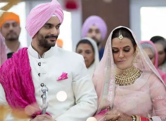 Angad had proposed marriage to me four years ago, but I turned it down, says Neha Dhupia!
