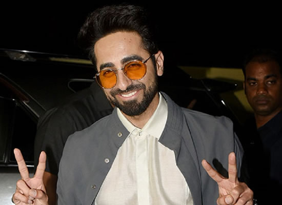 Every film of mine deals with a subject that can be made into a documentary, says Ayushmann Khurrana
