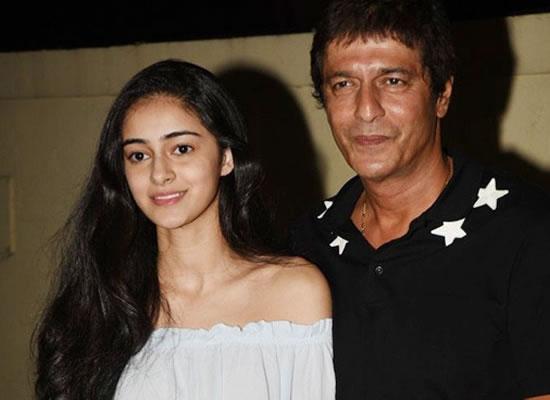 Chunky Panday reacts to Farah Khan's 'DNA joke' on his daughter Ananya Panday!