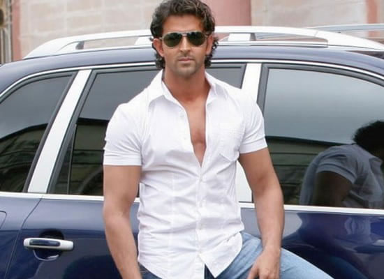 HRITHIK'S WHEELY BIG DEAL!