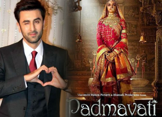 I am dying to watch Deepika's Padmavati, says Ranbir Kapoor!