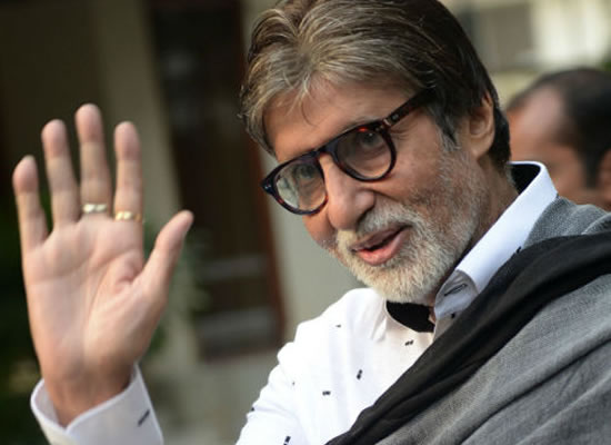 I've no time for abuse, says Big B!