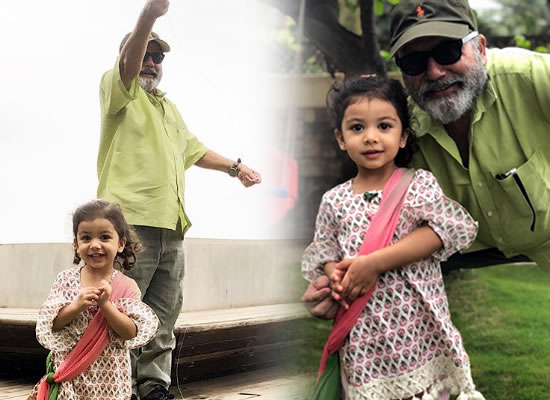 Shahid's daughter Misha to celebrate Independence Day with grandfather Pankaj Kapur!