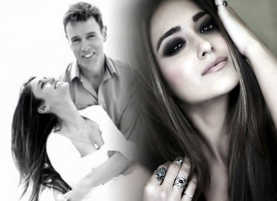I had someone like Andrew with me who understood when I needed my space, says Ileana D'Cruz!