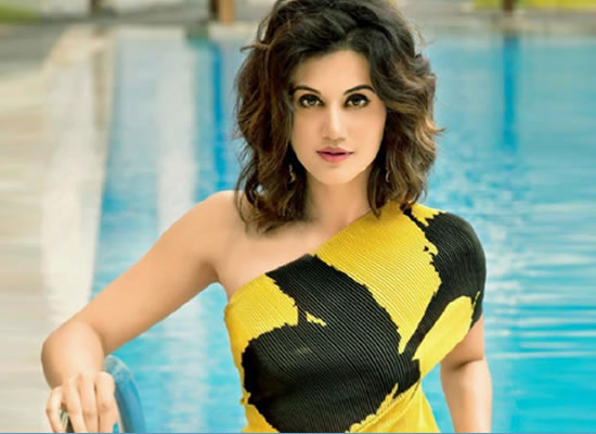 My personal style personifies independence, confidence, says Taapsee Pannu!