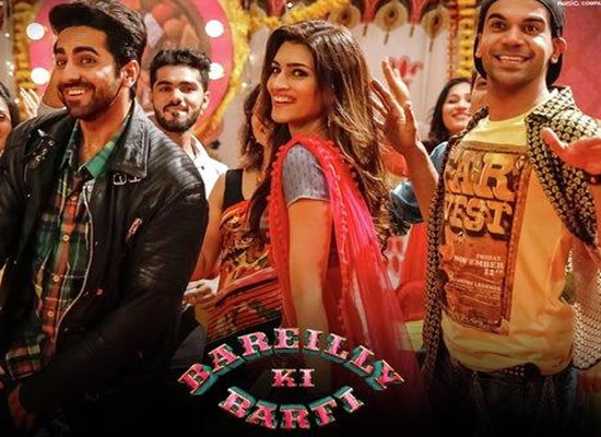 The soundtrack of Bareilly Ki Barfi is praiseworthy with melodious numbers such as Sweety Tera Drama