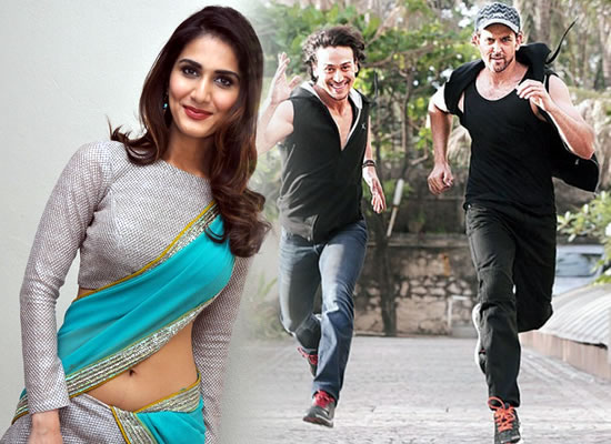 Vaani Kapoor to start preparation for her next with Hrithik Roshan and Tiger Shroff!