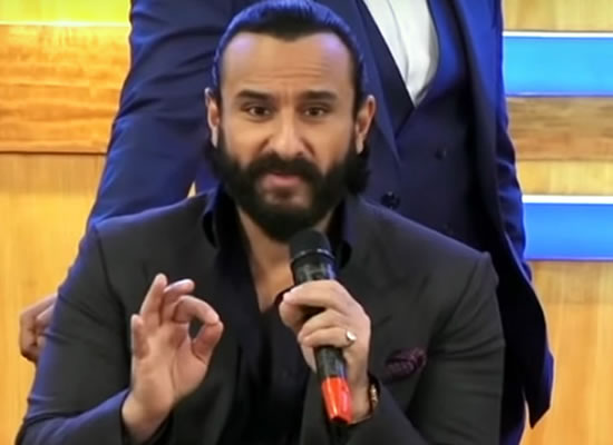 Bollywood is like a dust-bin, says Saif Ali Khan!