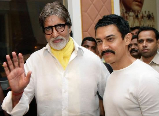 Working with Big B was my dream, says Aamir Khan!