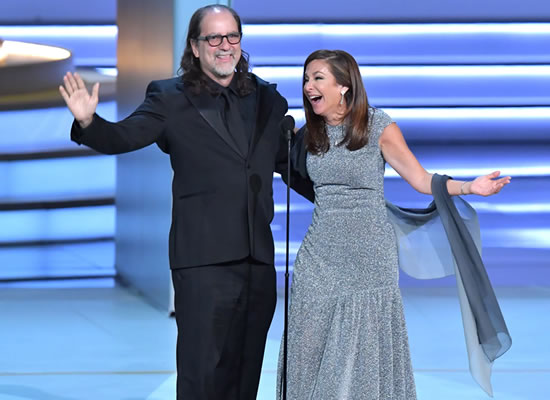 Director Glenn Weiss to propose girlfriend Jan Svendsen after accepting the Emmy Award!