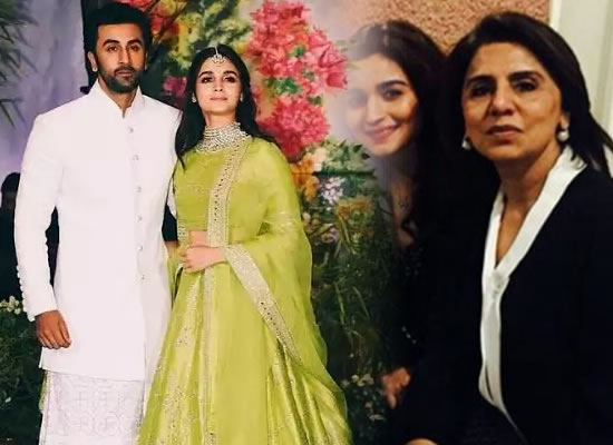 Neetu Kapoor's social media love for Alia Bhatt!