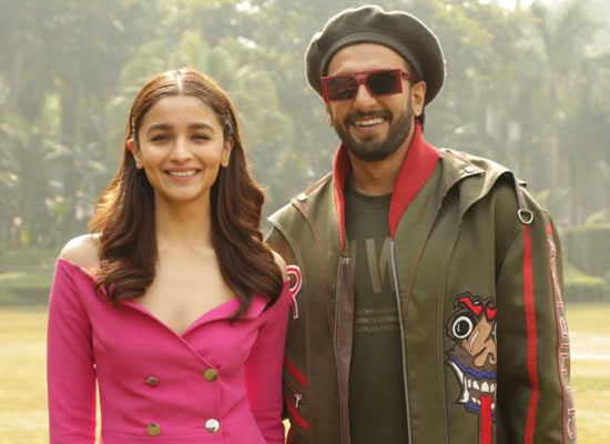 Ranveer Singh and Alia Bhatt come together again for their third film!