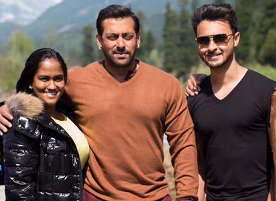 Salman Khan to produce Aayush Sharma's next action-packed drama?