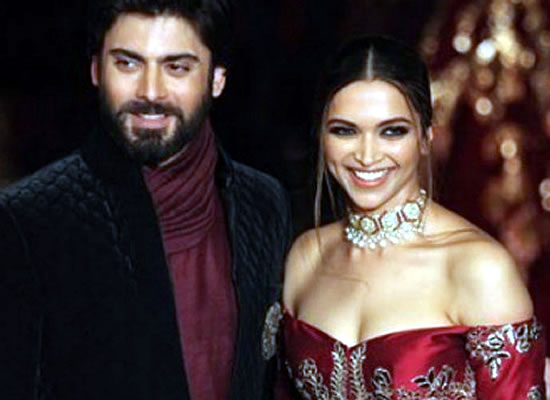 Fawad Khan will not play Deepika's Husband in 'Padmavati'!