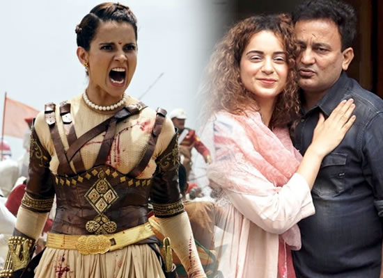 She's delivered the vision that we envisaged, says Manikarnika producer Kamal Jain on Kangana!
