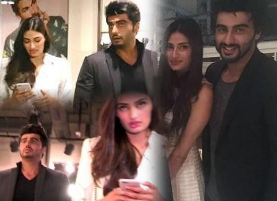 Arjun Kapoor to romance friend Athiya Shetty in 'Mubarakan'?