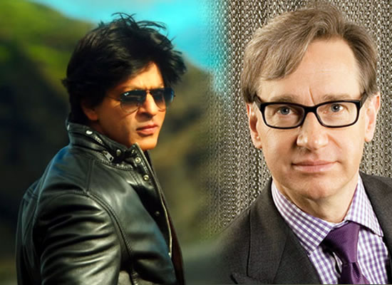 SRK a gift to the world, says Paul Feig!