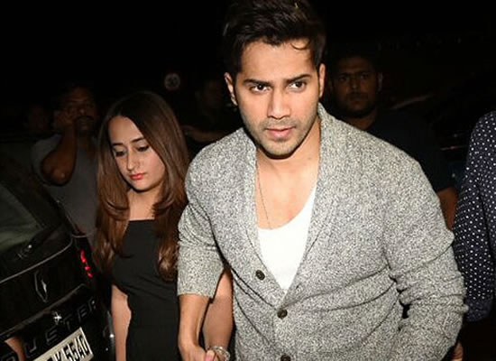 I was shooting an ad not holidaying with my girlfriend, says Varun Dhawan!