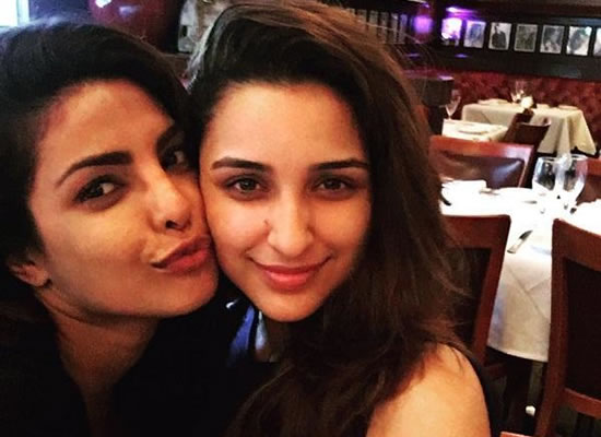 We're always going to be cousins but today, I have my own identity as well, says Parineeti on Priyan