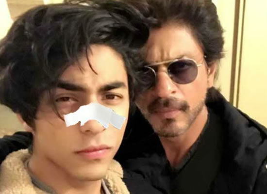 EVERYONE 'NOSE' SRK IS A GOOD DAD!