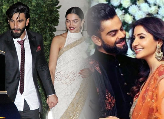 Deepika and Ranveer to go Virat Kohli and Anushka's way for their marriage?