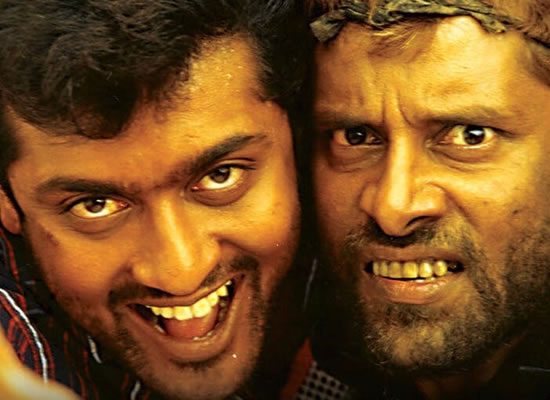 Suriya and Vikram starrer Tamil film Pithamagan to get a Hindi remake?