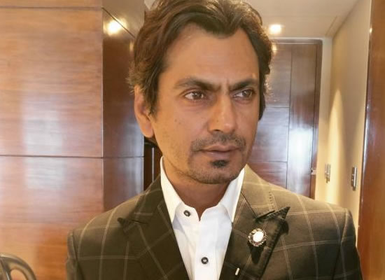 If someone calls me hot, it is because of my work, says Nawazuddin Siddiqui!