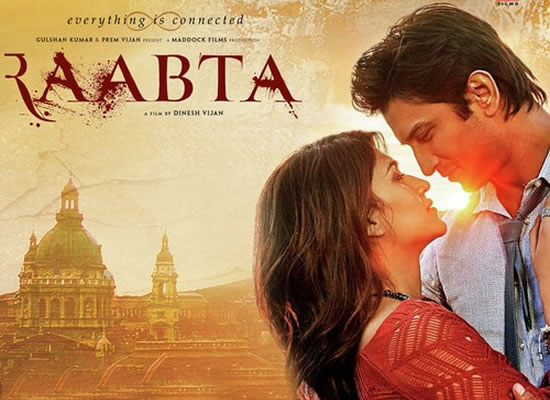 Film Raabta's all songs are tuneful and melodious for listening numerous times.