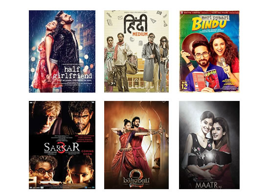 Latest Box Office for this week till 21st May, 2017