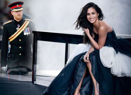 We're two people who are really happy and in love, says Meghan Markle on Prince Harry!