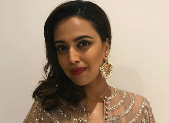 I have never undergone any invasive or cosmetic surgery, says Swara Bhasker!