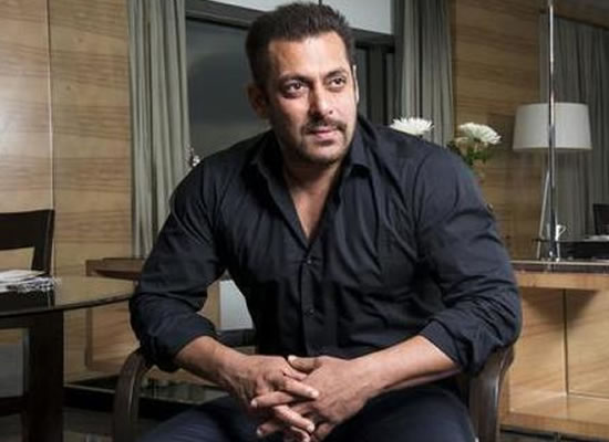 SALMAN TO CREATE HISTORY!