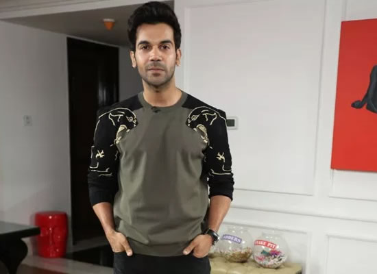 Rajkummar Rao to address the National Police Academy on the occasion of 72nd Independence Day!