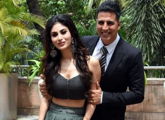 He treats everyone equally, whether it is the director or a spot boy, says Mouni Roy on Akshay Kumar