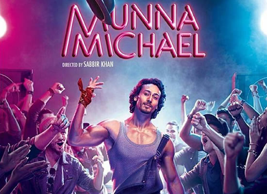 Film Munna Michael's all songs are tuneful and melodious with a few surprising elements.