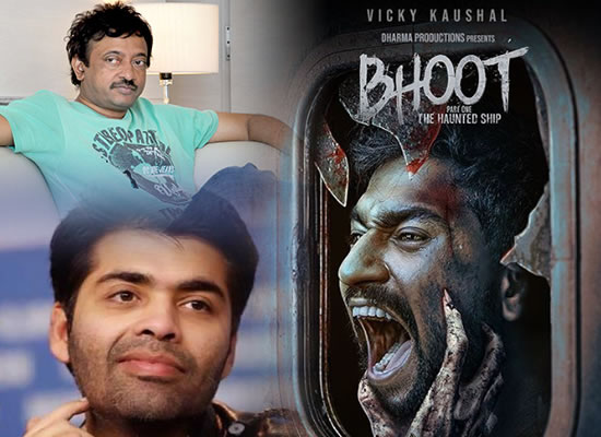 Karan Johar says thanks to RGV for giving the title Bhoot!