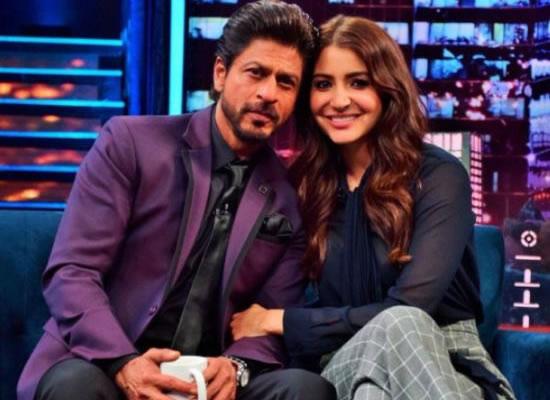 I have a strange relationship with Anushka, says Shah Rukh Khan!