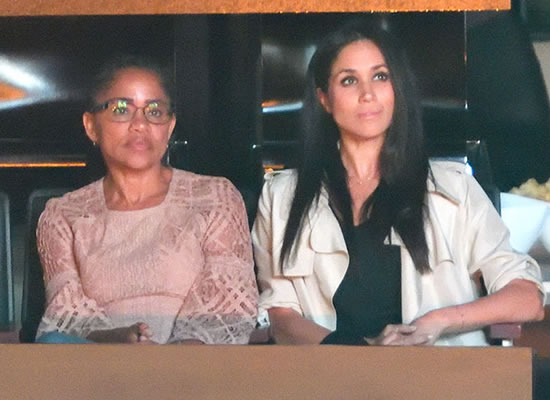 Meghan Markle's mother Doria Ragland arrives in UK for royal wedding!