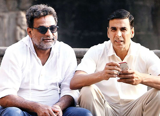 Akshay Kumar and R Balki reunite for a social drama?