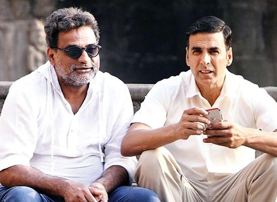 Akshay Kumar and R Balki reunite for a social drama?