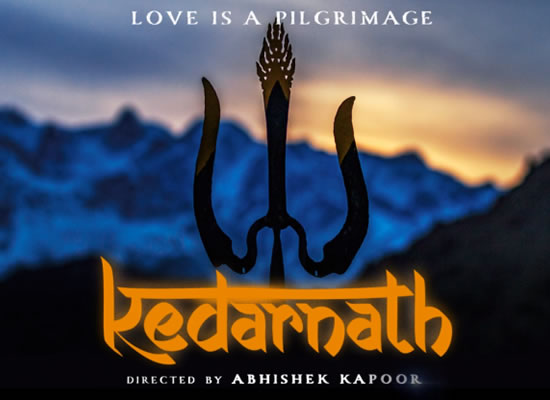 The first look of Sushant and Sara starrer Kedarnath!