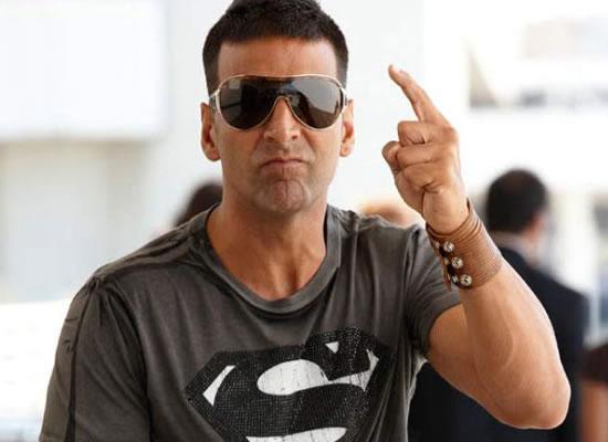 I don't make films to change people's mindsets, says Akshay Kumar!
